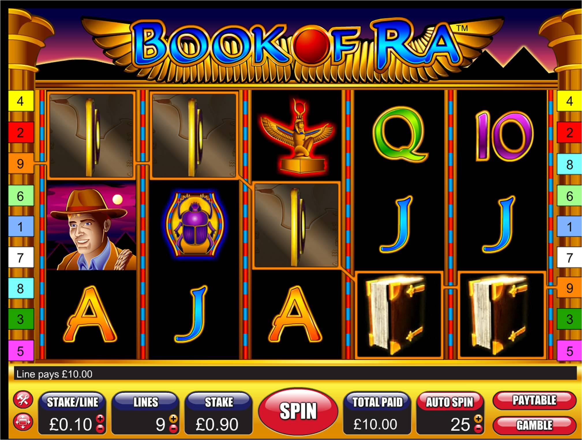 book of ra играть на деньги скачать