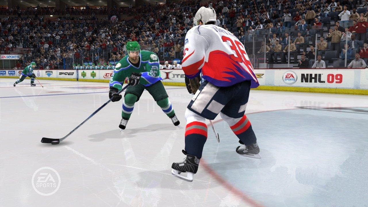 Игры хоккей на компьютер