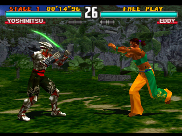 Tekken 3 (Clone) - Playstation (PSX/PS1) iso Скачать