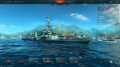 скачать World of Warships торрент на компьютер