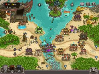 скачать Kingdom Rush Frontiers бесплатно