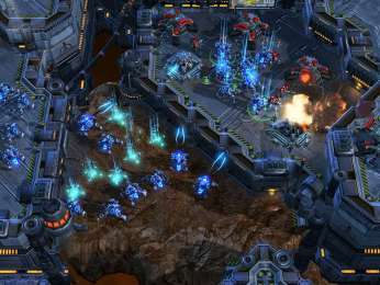 торрент игры Starcraft 2 Wings of Liberty на компьютер