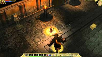 скачать Titan Quest Immortal Throne торрент на компьютер