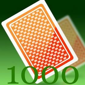 1000: Карты