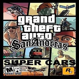 GTA San Andreas Супер Карс