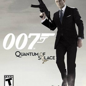 Агент 007 Квант Милосердия