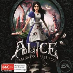 Алиса Безумие Возвращается