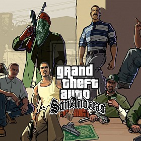 GTA San Andreas 2012