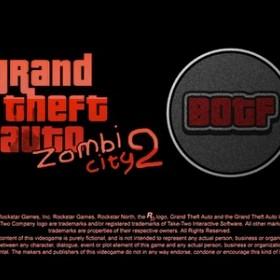 GTA San Andreas Зомби