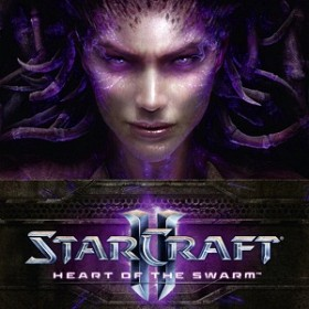 Старкрафт 2 Нeart of the Swarm