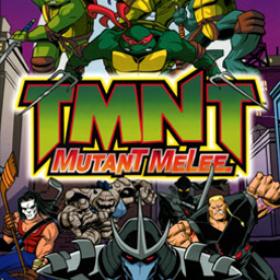 TMNT Mutant Melee