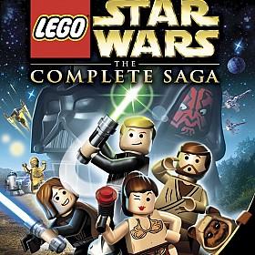 Лего Стар Варс: Видеоигра