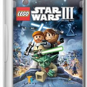 Лего Звездные войны 3