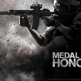 Медаль за Отвагу 2010 (ПК)
