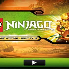 Лего Ниндзяго Финальная битва