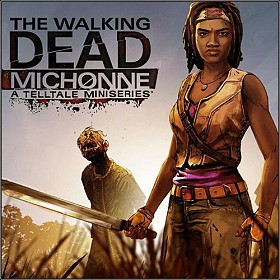 The Walking Dead Michonne - Episode 1-2