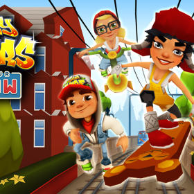 Subway Surf Moscow